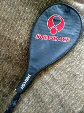 Dunlop Max assassin squash racket