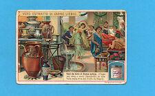 FIGURINA LIEBIG-ANNO 1903- VASI DA BERE Vasi da bere di Roma antica - 751