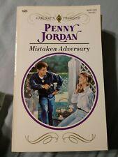 Penny Jordan Mistaken Adversary B2G1