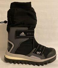 Adidas Stella McCartney Black Winter Snow Boots. Womens Size: 5. G25887
