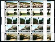 [G133020] Gibraltar 2013 good sets (6) of stamps very fine MNH