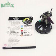 Heroclix DC Rebirth set Batman #031 Uncommon figure w/card!