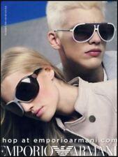 Genuine EMPORIO ARMANI replacement sunglasses LENSES - various