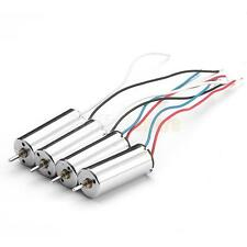 4pcs Chaoli CL 820 8.5x20mm CW & CCW Coreless Motor for 90mm-150mm DIY Micro FPV
