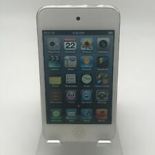 Apple iPod Touch 4th Generation 32GB White WiFi Fair Condition