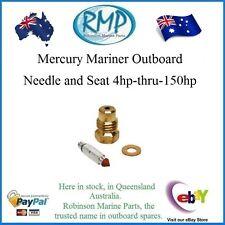A Brand New Needle & Seat Suits Mercury Mariner 4hp-thru-150hp # 1395-8318