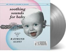 RAYMOND SCOTT - SOOTHING SOUNDS FOR BABY,VOL,1-3  3 VINYL LP + MP3 NEW+