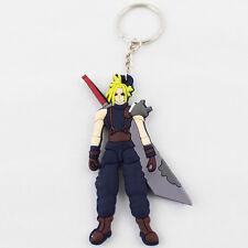 Final Fantasy Play Arts Kai  Cloud Key Ring Chain #03