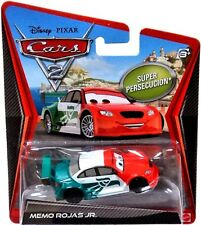Disney Cars Cars 2 Main Series Memo Rojas Jr. Diecast Car [Mexico]