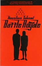 Battle Royale (GOLLANCZ S.F.),Koushun Takami
