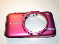 CANON POWERSHOT SX 230HS DIGITAL CAMERA FRONT COVER CASE RED