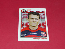 309 D. ARRIBAGE STADE RENNES ROAZHON PANINI FOOT 2004 FOOTBALL 2003-2004