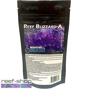 Brightwell Aquatics Reef Blizzard-A 50 grams Anemone Invertebrate Plankton Food