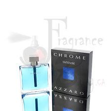 Azzaro Chrome Intense EDT M 100ml Boxed