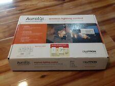 Lutron AuroRa 5 Dimmer Wireless Lighting Control System White
