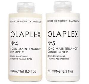 OLAPLEX No4 No5 Bond Maintenance Shampoo and Conditioner 250ml
