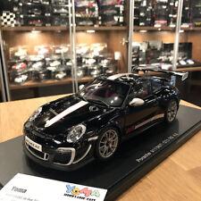 AUTOART 1/18 PORSCHE 911(997) GT3 RS 4.0 BLACK 78146