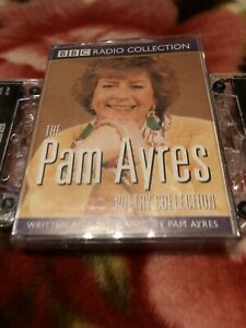 Pam Ayres, Poetry Collection - 2 cassettes BBC Radio 4 Audiobook
