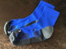 MENS ROYAL BLUE  HIGH QUALITY KARRIMOR PRO RUNNING ANKLE SOCKS XL 11/14UK 46/49