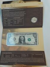 American $1 Coin and Currency Set-Lewis & Clark Expedition