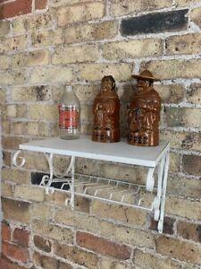 Vintage Shelf Rack / Kitchen Shelf / Storage, Shelving, Shelves