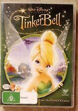 Tinker Bell (Walt Disney) DVD (Region 4)
