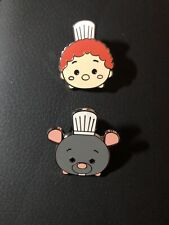 Tsum Tsums Series Mystery Ratatouille Remy & Linguini Pins