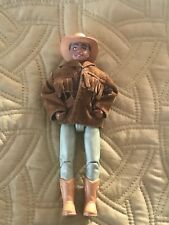 Fisher Price Loving Family Dollhouse African American Western Style Rider