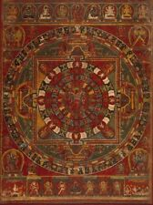 Chakrasamvara MANDALA BOUDDHISME Art Bouddhiste 10x8 pouces Imprimer