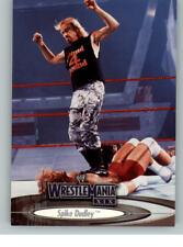 2003 Fleer WWE Wrestlemania XIX #17 Spike Dudley