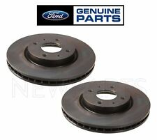 For Ford Focus 2008-2011 Set of Two Front Brake Disc Rotors Genuine AS4Z1125A