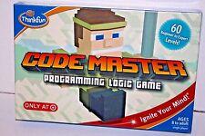 Code Master Programming Logic Think Fun Board Game