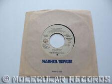 """ALICE COOPER Talk Talk 1980 USA Promo 7"""" vinyl Single Mono and Stereo versions!"""