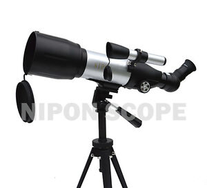 NIPON 350x70 Rich-field Refractor Telescope. Nature, wildlife and astronomy