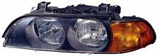 BMW E39 5 SERIES 528 540 M5 98 99 00 HEADLIGHT LAMP L
