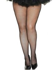 Black Fishnet Plus Size Stockings Size PLUS
