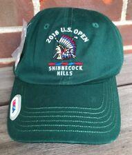 2018 Shinnecock Hills US Open Golf USGA Member Hat Cap Ball Marker NWOT