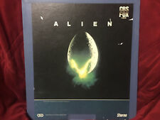 Vintage RCA Videodisc Classic Alien Movie Wall Art 1979 Sigourney Weaver Monster