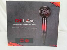CHI LAVA Volcanic Lava Ceramic Hair Dryer GF8336 ~ OPEN BOX