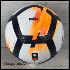 Nike ORDEM Football AEROWtrac Official 2018 FA Cup Final Match Ball, Chelsea