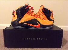 """Nike Lebron XII Cleveland """"Witness"""" sz 12"""