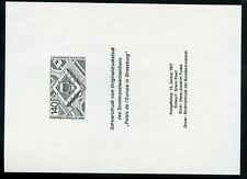 BUND Nr.921 SCHWARZDRUCK EUROPAPALAIS STRASSBURG !!! (110660)