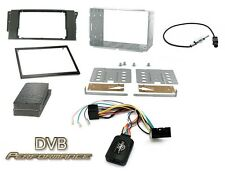 Connects2 CTKLR03 Freelander 2 2006 - 2014 Complete Double Din Fitting Kit