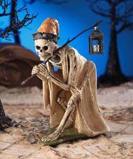 Skeleton Night Watchman - Scary - Halloween Hat - Lantern - Bethany Lowe TD6039