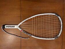New listing Ektelon O3 White Racquetball Racquet 170g  3300 DPR