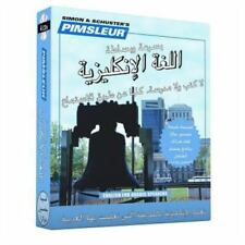 Pimsleur English for Arabic Speakers Quick & Simple Course - Level 1 Lessons 1-8