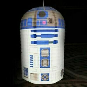 Star Wars R2D2 Paper Lantern Light Shade