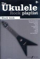 The Ukulele Rock Playlist Black Book Songbook