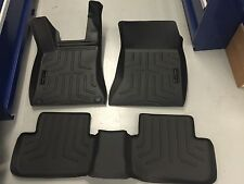 OEM Mercedes Benz CLA, GLA Class Black Front Rear All Season Floor Liners
