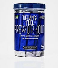 Defiance Fuel Pre Workout Powder Energy Drink w/ Beta Alanine, Taurine and Amino